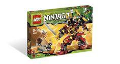 Lego Ninjago 9448 - Samurai - Roboter: Amazon.de: Spielzeug