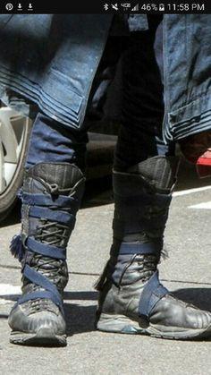 Doctor Strange boots