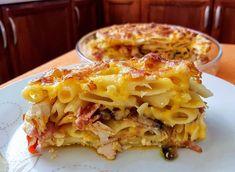 Σουφλέ ζυμαρικών με κοτόπουλο και μανιτάρια!! ~ ΜΑΓΕΙΡΙΚΗ ΚΑΙ ΣΥΝΤΑΓΕΣ 2 Cookbook Recipes, Cooking Recipes, Lasagna, Macaroni And Cheese, Ethnic Recipes, Food, Drinks, Drinking, Mac And Cheese