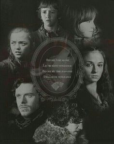 The Starks burning with Vengeance