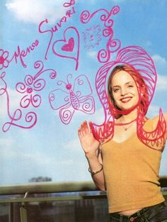 The X Gen — Mena Suvari, 1999.