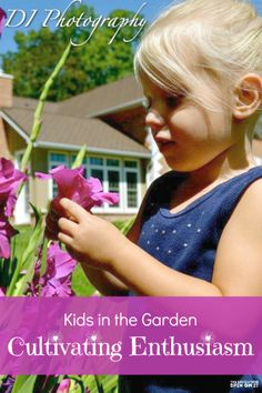 Tips for gardening with kids, keeping them excited for the whole season long! Stagger your harvest, go beyond your garden to make connections with the natural world and garden with a group!