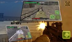 Russian Tank Hijack  FEATURES  -Fps and third person combined game play  -Smooth navigational tank controls with weapon toggles  -Five exciting levels of game play  -Ammo and time based tasks #playstore #google #3D