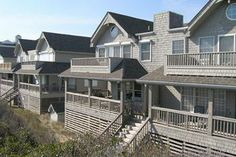 Oma's Haus, Southern Shores, Oceanfront, Outer Banks Vacation Rental - SS REALTY