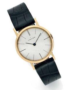 Expertises et ventes aux enchères de montres cartier - Aguttes