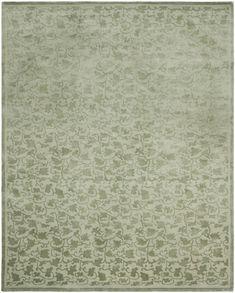 Safavieh Thomas Obrien TOB914D-Chinese Modern Floral Celadon Rug