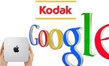 Apple and Google Partner to Buy Kodak Patents