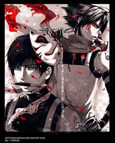 SAi.Sasuke. by sakimichan