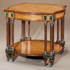 Odd furniture | Antique Furniture, Antiques, Antique Table, Antique Lamps