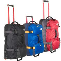 Wiggle | The North Face Longhaul Travel Bag - 26 | Travel Bags