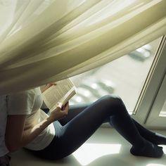 reading feels good
