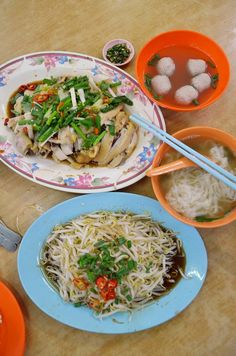 Ipoh Famous Beansprout Chicken