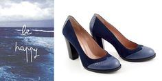 Blue Suede Pumps Chaniotakis Blue Suede Pumps, Luxury, Heels, Women, Fashion, Heel, Moda, Fashion Styles, High Heel