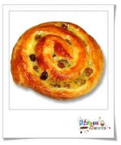 Pain au raisin how to, video