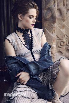 Kristen Stewart marie Claire 2015 | Kristen-Stewart-Marie-Claire-August-2015-Cover-Shoot02