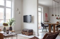 Blick ins Esszimmer | SoLebIch.de
