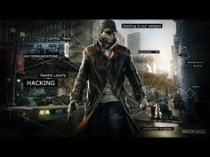 Watch Dogs Gameplay Walkthrough Lets Play Intro