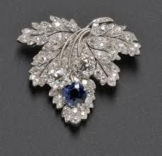 Broach from the Millicent Rogers Estate