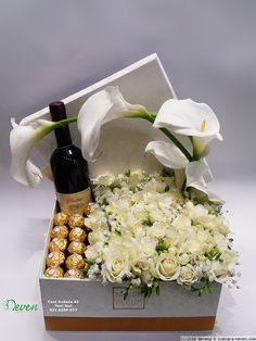 Cveće u kutiji Flowers in box Boxofflowers Flowersbox
