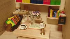ginji hamster bartender