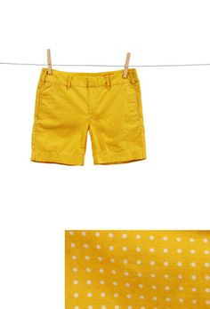 Polka Dot Day Shorts