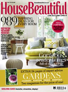 50 Best House Beautiful Covers Images In 2020 Beautiful Cover House Beautiful Magazine Beautiful Homes