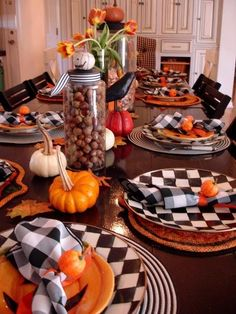 table mikelike halloween table settingshalloween table decorationssamhain