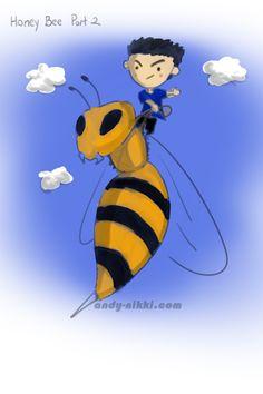 Honey bee part 2