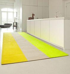 STRIPS DUM Holland + MID Carpets l 100% New Zealand Wool