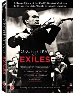 Orchestra of Exiles DVD ~ Bronislaw Huberman, http://www.amazon.com/dp/B00AZ43C4M/ref=cm_sw_r_pi_dp_0i.9sb1XAJ35S