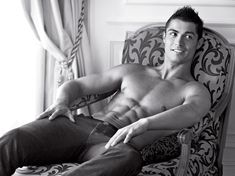 40 Times Cristiano Ronaldo Blessed The World With His Beautiful Presence