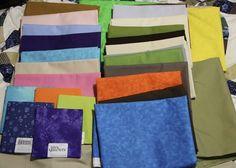 Minecraft Quilt Fabric