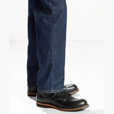 Levi's 550 Relaxed Fit Jeans (Big & Tall) - Men's 52x30