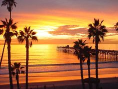 San Clemente, CA - practically lived on this beach for yeaaarrsss