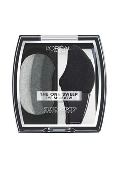 10 Editor-Approved Drugstore Beauty Finds  #refinery29  http://www.refinery29.com/19298#slide9  Anything that saves time and money is welcome in our makeup bag. L'Oreal Studio Secrets One Sweep Eyeshadow, $8.99, available at Ulta.