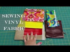 Sewing Minis (Ep 5): Tips for Sewing Vinyl Fabric - Sewing Parts Online - Everything Sewing, Delivered Quickly To Your Door