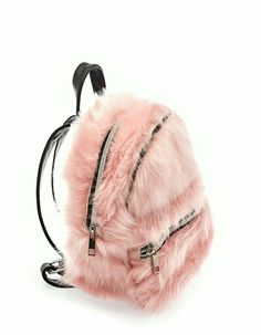 Backpack Purse, Chic Backpack, Fashion Backpack, Cute Bags, Me Bag, Fluffy 04ef785551