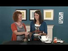 My Craft Channel: Get a Little Creative Recycle with Guest Vintage Revivals - YouTube