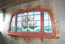 Allround Deco - Muurschildering wachtruimte – Allround Deco
