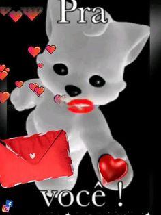 Picmix Bom Dia, Cute Animal Photos, Ed Sheeran, Christmas Pictures, I Love You, Hello Kitty, Minnie Mouse, Cute Animals, Bob