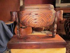 Koru Korua Tae - Custom Made Items, authentically handcarved & Tae Eke Aotearoa - Educational Resources Polynesian People, Wood Carving Tools, Maori Art, Bone Carving, Making Out, Wood Crafts, Nativity, Hand Carved, Hardwood