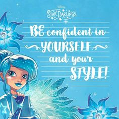 Darling Quotes, Disney Divas, Star Darlings, Disney Stars, Some Quotes, Be Yourself Quotes, Pixar, Life Is Good, Inspirational Quotes