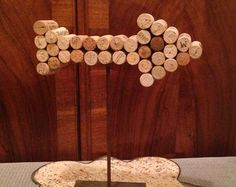 Wine Cork Arrow