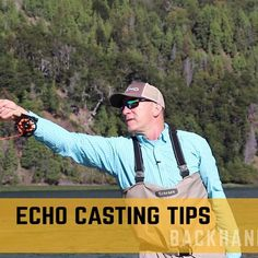 An awesome casting tip by Tim Rajeff of Echo Fly Fishing! #fishing #flyfishing #fishinglife #fishingtrip #fishingboat #troutfishing #sportfishing #fishingislife #fishingpicoftheday #fishingdaily #riverfishing #freshwaterfishing #offshorefishing #deepseafishing #fishingaddict #lurefishing #lovefishing #fishingboats #instafishing