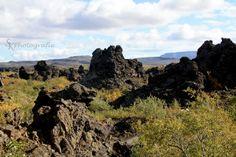 In Island: Dimmuborgir