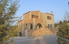 Vakantiehuis - Rethymnon-Kreta - GKR138 (10 pers: 934)