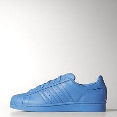 Adidas Pharrell Williams Men's Superstar Supercolor Shoes  #AdidasPharrellWilliams #AthleticSneakers