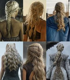 "Viserys:""You dress me in rags? Whats next, you want to braid my hair?"" Dany: ""you've no right to a braid. You've won no victories"""