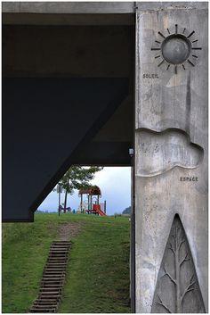 Le Corbusier Unité d'habitation