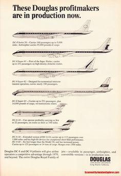 the douglas airliner profit makers